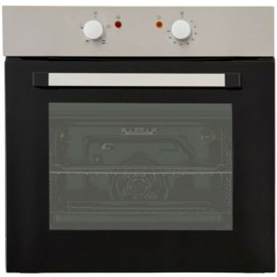 Cooke   Lewis CLCSB60 Black Electric Single Oven - 3663602842781