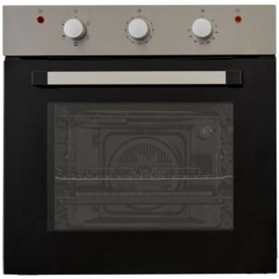 Cooke   Lewis CLFSB60 Black Electric Single Oven - 3663602842804