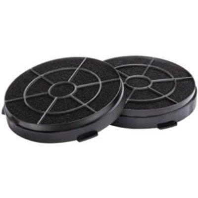 Cooke   Lewis CARBFILT8 Black Carbon Filtermm  H 190  W 190mm - 3663602843115