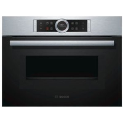 Bosch CMG633BS1B Stainless Steel Compact Oven with Microwave 4242002807409