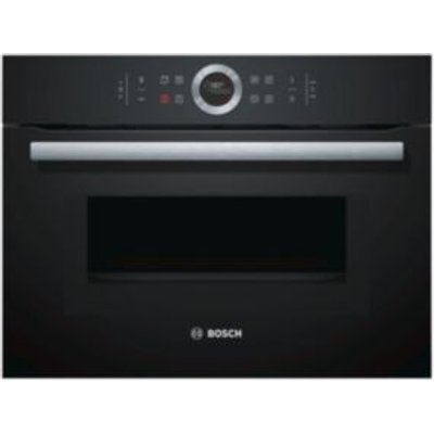 4242002834993: Bosch CMG633BB1B Black Electric Combi Microwave Oven