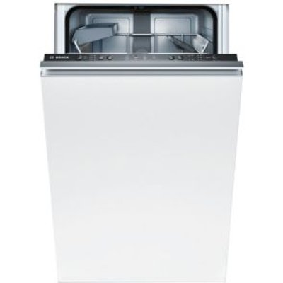 Bosch SPV40C10GB Integrated Slimline Dishwasher  White - 4242002872940