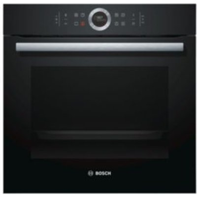 Bosch HBG673BB1B Black Electric Single Oven - 4242002881546