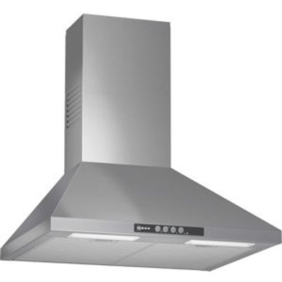 4242004160724 | Neff D66B21N0GB Stainless Steel Chimney Cooker Hood   W  600mm