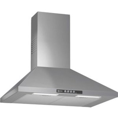 4242004160731 | Neff D67B21N0GB Stainless Steel Chimney Cooker Hood   W  700mm