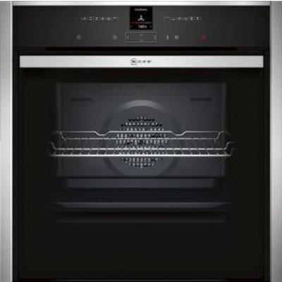 Neff B47CR32N0B Single Oven   Stainless Steel - 4242004181521