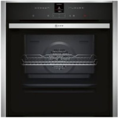4242004181897 | Neff B57CR22N0B Single Pyrolytic Oven   Stainless Steel