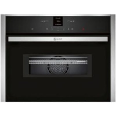 Neff C17MR02N0B Built in Combination Microwave  Stainless Steel - 4242004182177