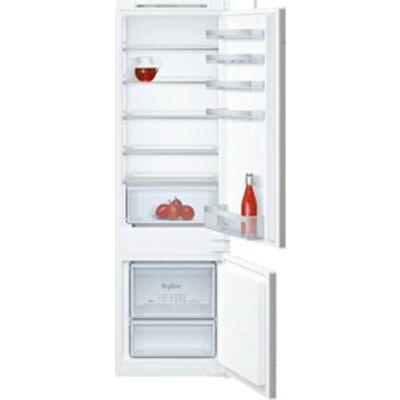 Neff KI5872S30G White Integrated Fridge Freezer - 4242004189008