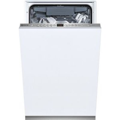 4242004195900 | Neff S58T69X1GB dishwashers slimline  in Stainless Steel