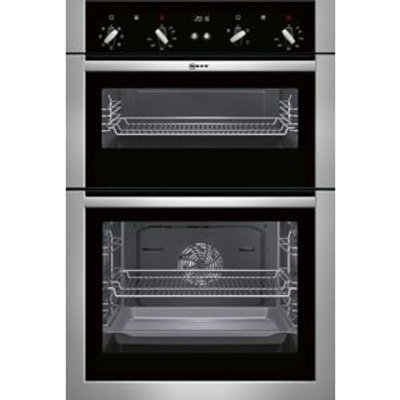 4242004200987 | Neff U14M42N5GB Stainless Steel Electric Double Oven
