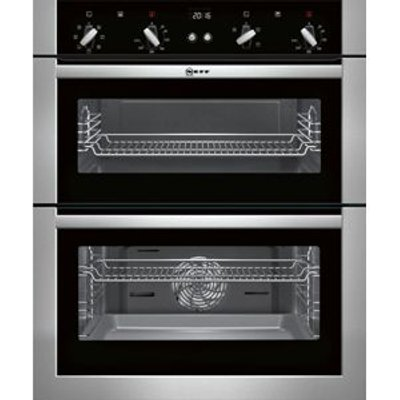 4242004201076 | Neff U17M42N5GB Stainless Steel Electric Double Oven