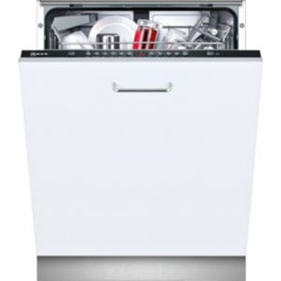 Neff S513G60X0G Integrated Built In Dishwasher  White - 4242004222156
