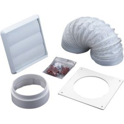 5020953931027 | Manrose V43076 Cooker Hood Vent Kit 125 mm