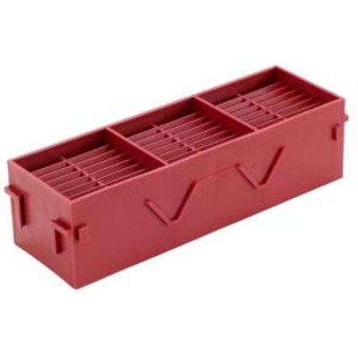 Manrose Terracotta Brick Vent  H 76mm  W 229mm - 5020953931089