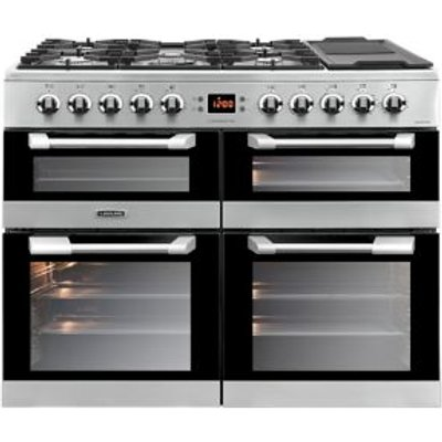 5023790031578 | Leisure Dual Fuel Range Cooker with Gas Hob  CS100F520X
