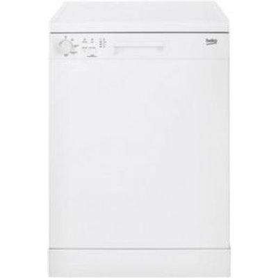 Beko DFC04210W Freestanding Dishwasher  White - 5023790035354