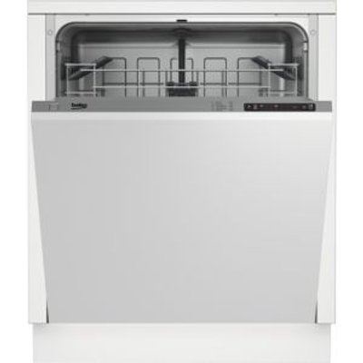 Beko DIN15210 Integrated Dishwasher  White - 5023790036047