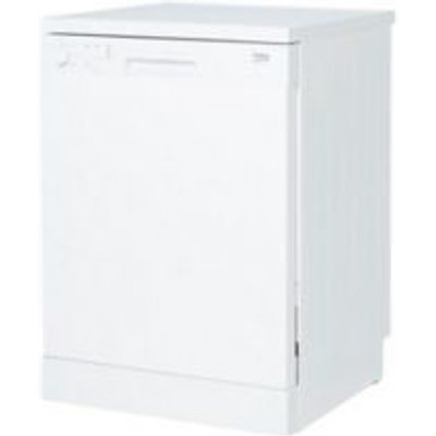 Beko DFC04210W Freestanding Full Size Dishwasher  White - 5023790041041