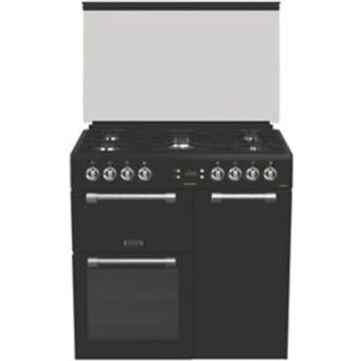 Leisure Freestanding Dual Fuel Range Cooker with Gas Hob  CC90F531K - 5023790041515