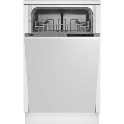 Beko DIS15011 Integrated Slimline Dishwasher  White - 5023790041720