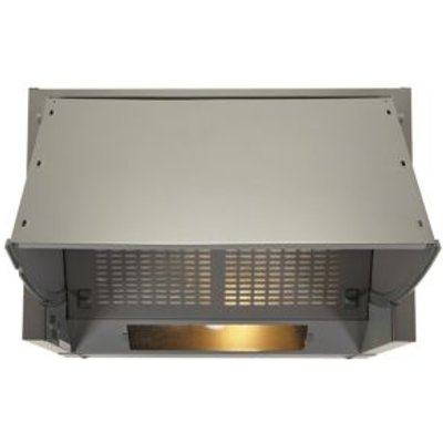 5052931055777   Cooke   Lewis CLIH60 C Stainless Steel Integrated Cooker Hood   W  600mm