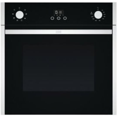 5052931258758 | Cooke   Lewis OV60CL Black Multifunction Single Oven