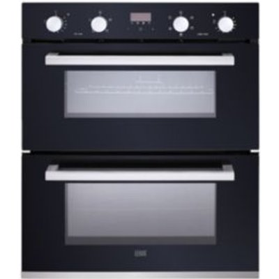 5052931284597 | Cooke   Lewis CLDMO 35 Black Electric Built Under Double Oven