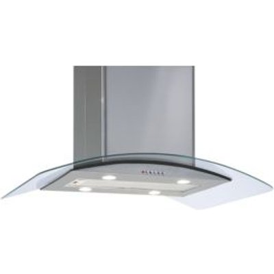 5052931407194 | Cooke   Lewis GIHD90SS Stainless Steel Island Cooker Hood   W  900mm