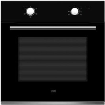 Cooke Lewis Clfnbk60 Black Electric Single Oven