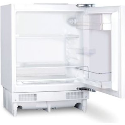 5052931675678 | Cooke   Lewis CLBF60 White Under Counter Fridge