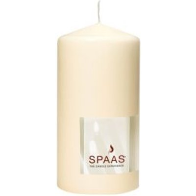 Spaas Ivory Pillar Candle Small - 5411708026684
