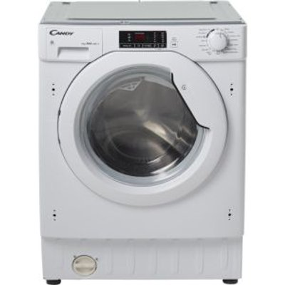 Candy CBWD 7514D 80 White Built in Washer dryer - 8016361933415