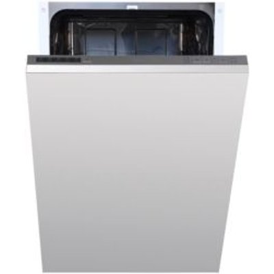 Cata IDW45M Integrated Slimline Dishwasher  White - 8422248609449