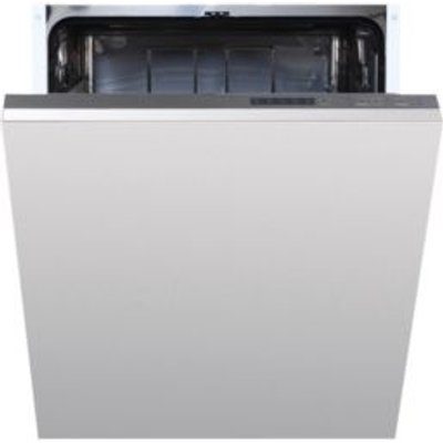 Cata IDW60M Integrated Full Size Dishwasher  White - 8422248609456
