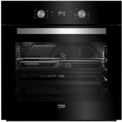 Beko BQE24300B Black Electric Multifunction single oven
