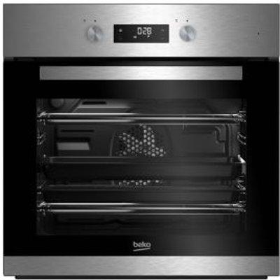 Beko BQM22301XC  7757886713  Black   Stainless Steel Electric Multifunction Single Oven - 8690842133237