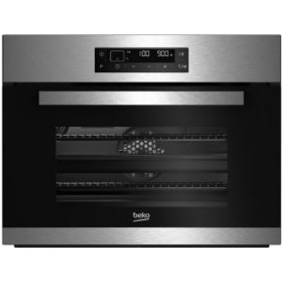 Beko BQW12400X  7758089203  Black   Stainless Steel Electric Compact Oven - 8690842133305