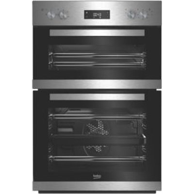 Beko BDQF22300X  7731686325  Stainless Steel Electric Multifunction Double Oven - 8690842133329