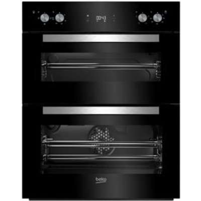Beko BTQF24300B  7728586307  Black Electric Multifunction Double Oven - 8690842133336