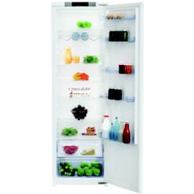 Beko BLQSDW177 White Integrated Fridge