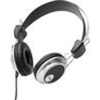 AEG AEG KH 4220 Hi Fi Headphones Black  Silver - 4015067000364