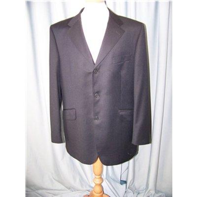 Jeff Banks - Size: L - Black - Jacket