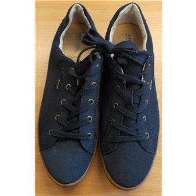 Geox Respira - Size: 6 - Navy Blue - Deck shoes