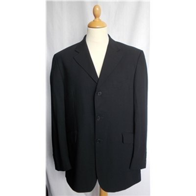 Jeff Banks 42 chest navy smart jacket