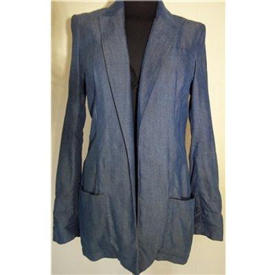 Reiss Size S Blue Jacket
