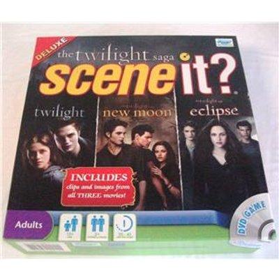 The Twilight Saga : Scene It? Board Game