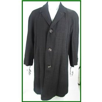 Hardy Amies for Hepworths - Size: XL - Chestnut Brown - Casual jacket / coat