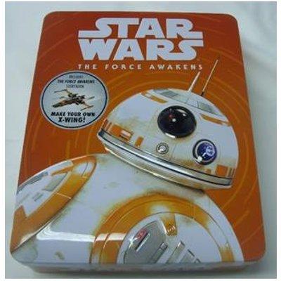 Star Wars : The Force Awakens (Steel Tin Gift Set) Star Wars