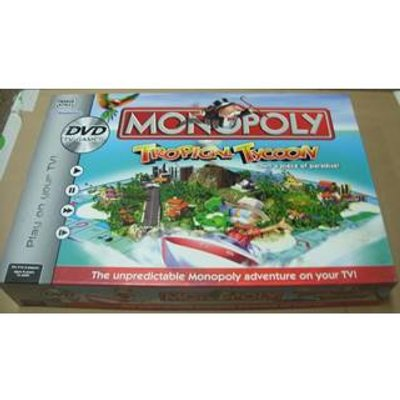 Monopoly : Tropical Tycoon